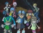 Digidestined ready to fight