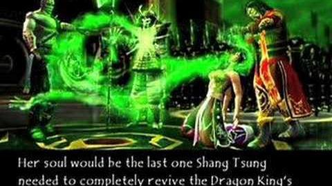 Mortal Kombat Deadly Alliance Li Mei's Ending