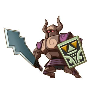 Phantom Guardian Zelda