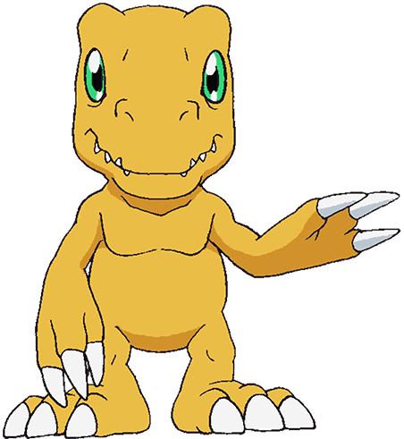 Agumon (Adventure:)