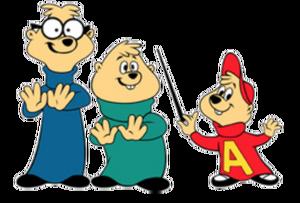 Alvin, Simon and Theodore The Alvin Show