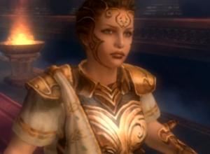 Athena GoW