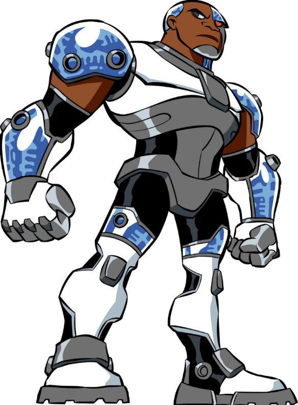 Cyborg (Teen Titans 2003)