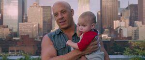 Dom Baby Brian