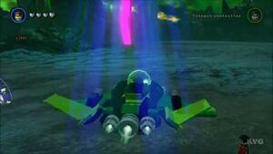 Green Lantern Jet