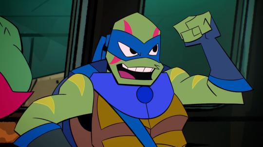 Leonardo (TMNT 2018)
