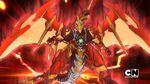 Pyrus Titan Dragonoid Bakugan Form