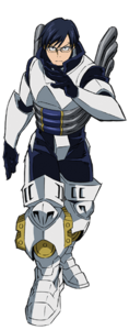 Tenya Iida hero profile