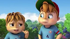 Theodore and Alvin