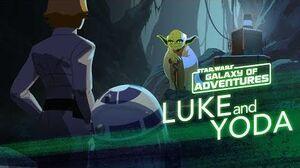 Yoda - The Jedi Master Star Wars Galaxy of Adventures