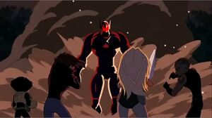 Young Avengers meet Ultron (NAHT)