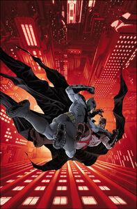 Batman vs Batman (Flashpoint)