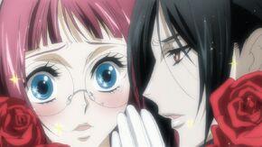 Mey-Rin and Sebastian