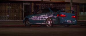 Mia's Acura Integra