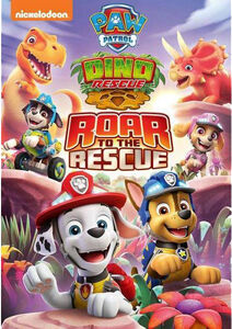 Paw Patrol Dino Rescue Roar to the Rescue