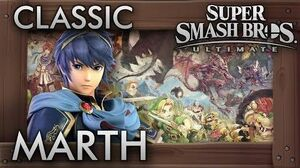 Super Smash Bros. Ultimate Classic Mode - MARTH - 9