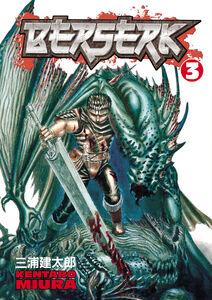 Berserk v03 Cover