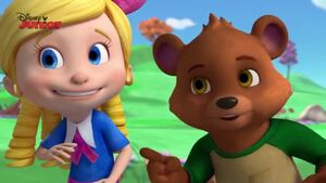 Goldie and Bear 45