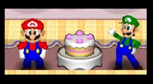 Mario party 2 mario and luigi in the bakery