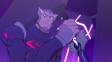 Thace with his Blade.png