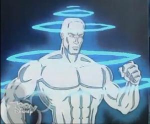 Iceman animated series