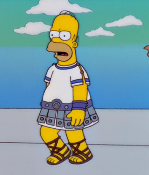 Odysseus (The Simpsons)