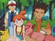 Brock and Vulpix