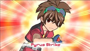 Dan kuso pyrus strike