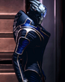 Garrus without his armour