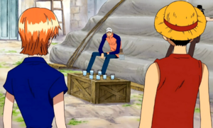 Kaku Gives Luffy And Nami Sad News
