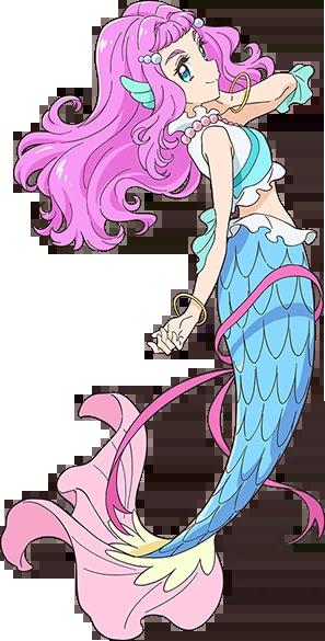 Laura Profile Toei