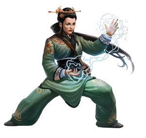 Sorcereress (Feng Shui 2, Red Packet Rumble)