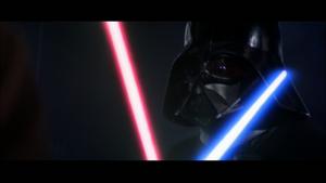 Vader taunting