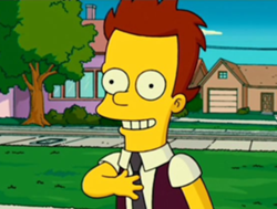 Colin (The Simpsons Movie)