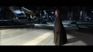 Anakin hangar