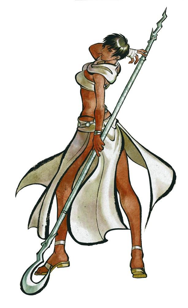 Angelica (Samurai Shodown)