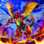 Drago Geogan Rising
