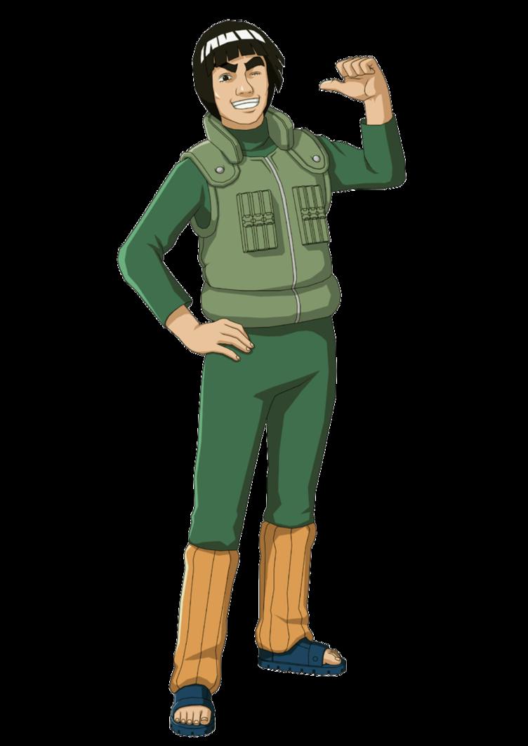 CiscoTheSoto/PG Proposal: Might Guy (Naruto)