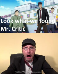 Nostalgia critic meme by flyguyrob d9a5aci-fullview