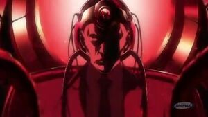 Professor X anime