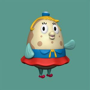 SpongeBob SquarePants - CGI Mrs. Puff