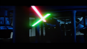 Vader swung