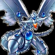 Blue eyes shining dragon by lazengahn-d4l05yn