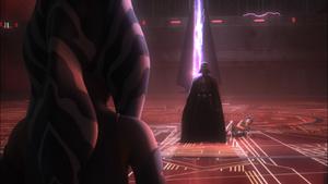 Darth Vader seen