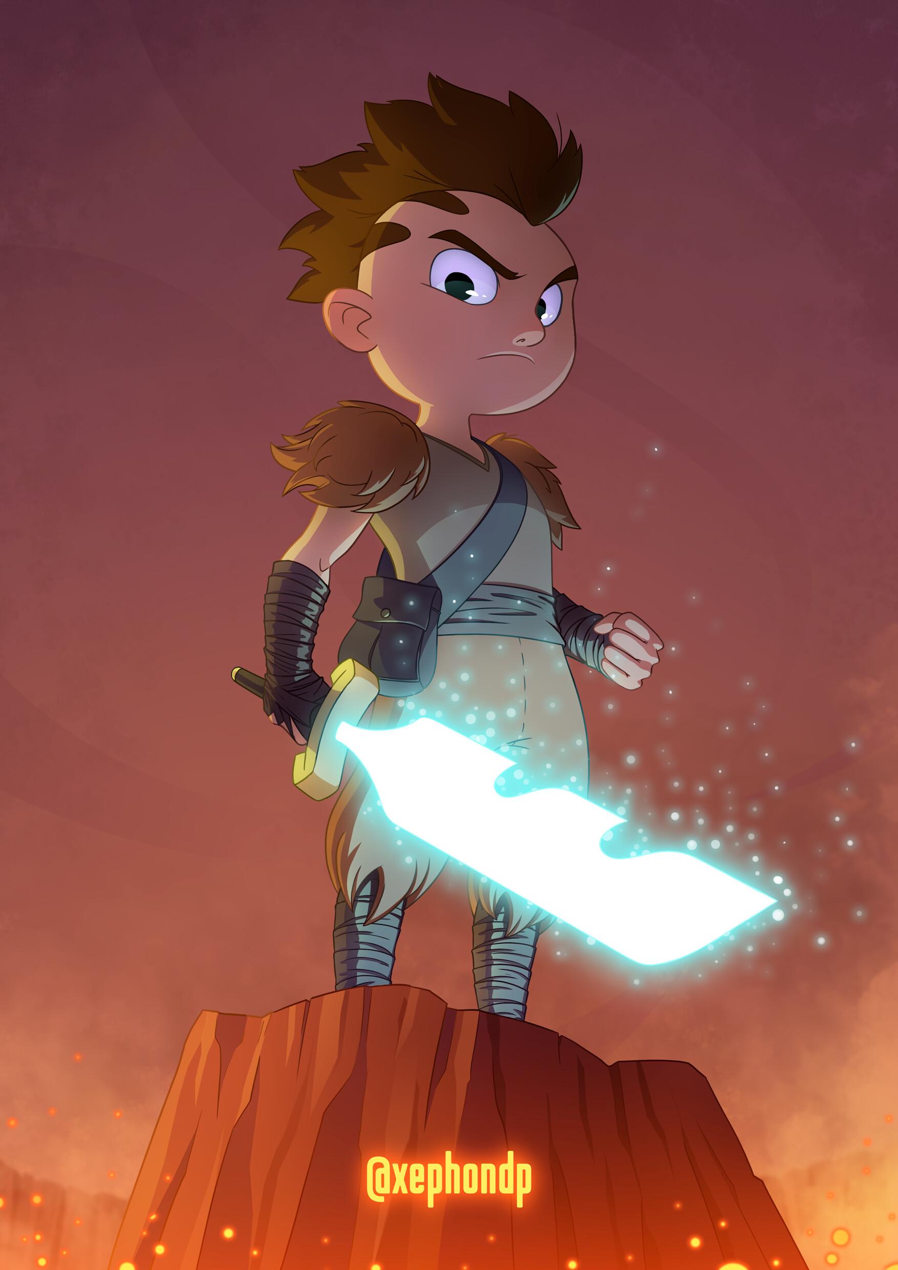 Se infla En necesidad de doble  Niko (Niko and the Sword of Light) | Heroes Wiki | Fandom