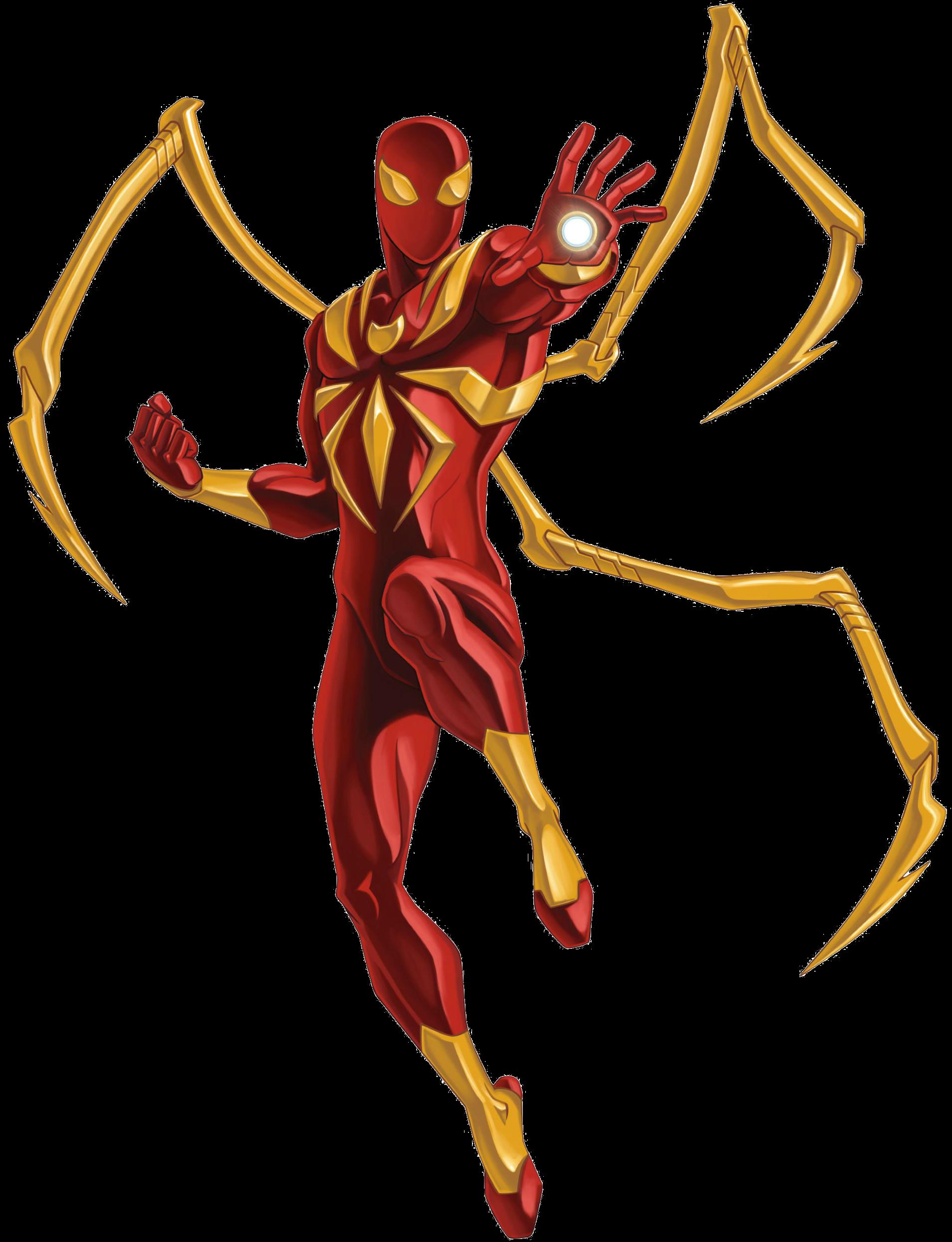 Iron Spider (2010s Marvel Animated Universe)