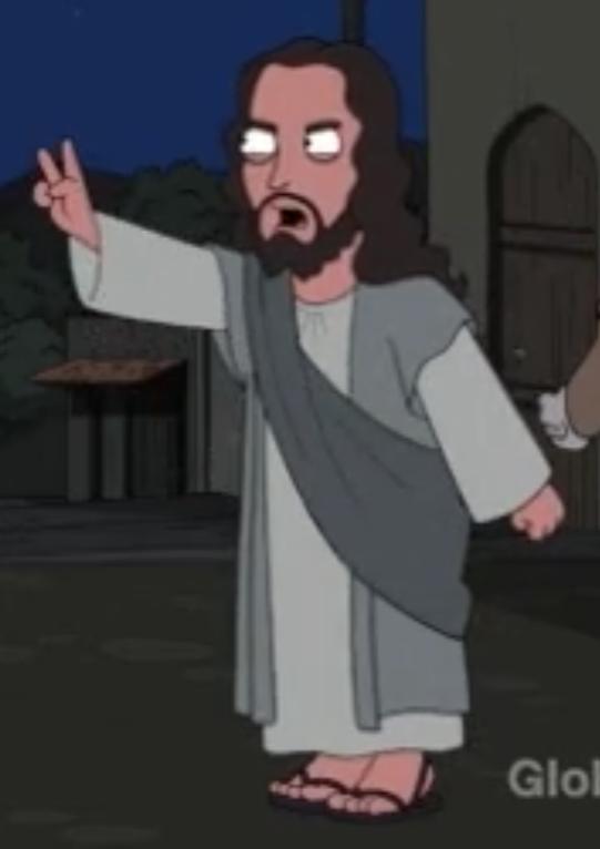 Jesus Christ (The Cleveland Show)
