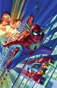 Amazing Spider-Man Vol 4 1 Textless