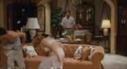 Chances Are Alex Finch (Robert Downey Jr) and Corinne Jeffries (Cybill Shepherd) caught by Philip Train (Ryan O'Neal)