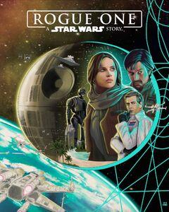 Disneyplus - May 4th - Rogue One Art